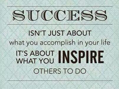 Do You INSPIRE others?