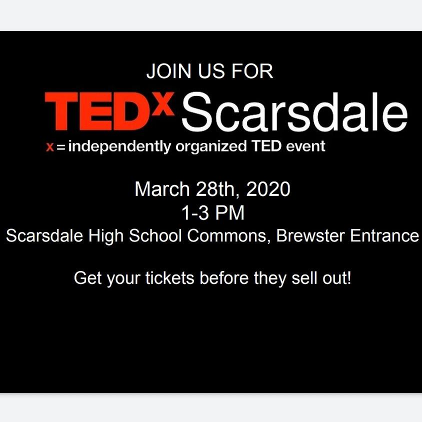 TEDx (Postponed - Awaiting New Date)