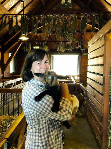 Napa Organics founder Hilary Glass