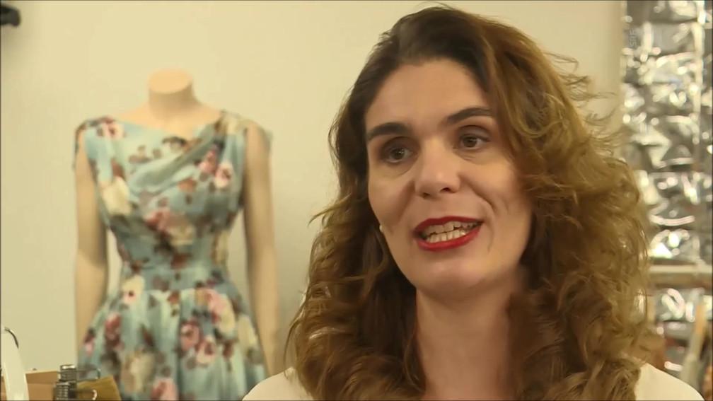 Glanz und Gloria, Portrait Direktorin Sonja Amport