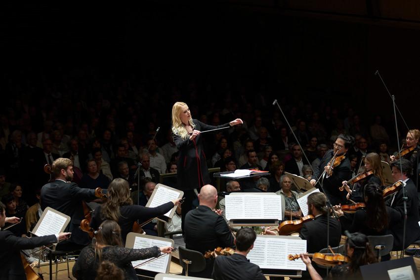Swiss Orchestra Premieren-Konzert