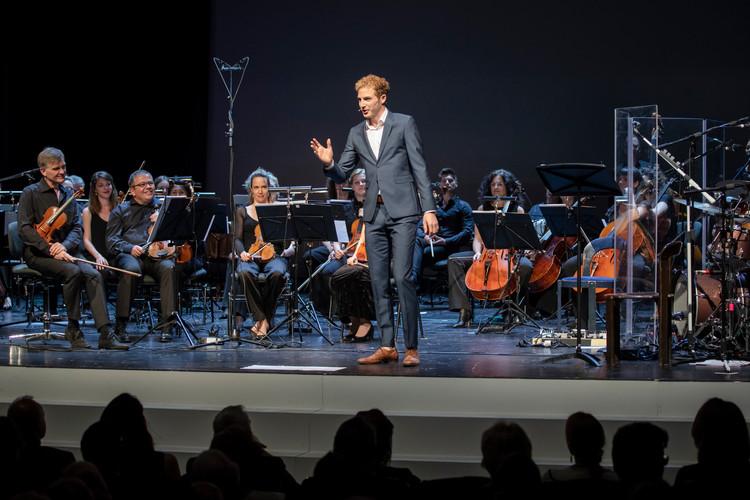 Das ZKO mit Kabarettist Michael Elsener