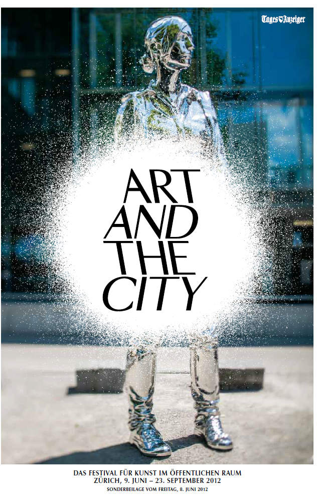 ART AND THE CITY TagesAnzeiger Beilage