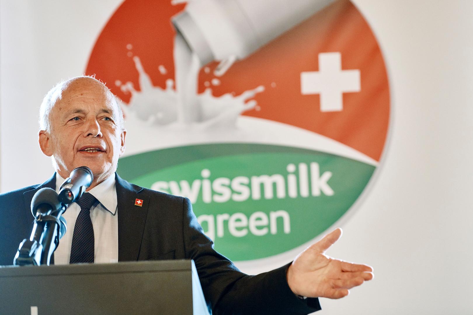 Bundesrat Ueli Maurer
