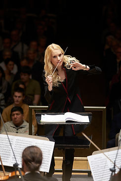 LLW und das Swiss Orchestra in Aktion_1.