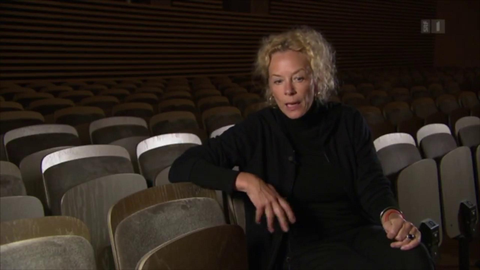 ZKO Saisoneröffnung mit Schauspielerin Katja Riemann