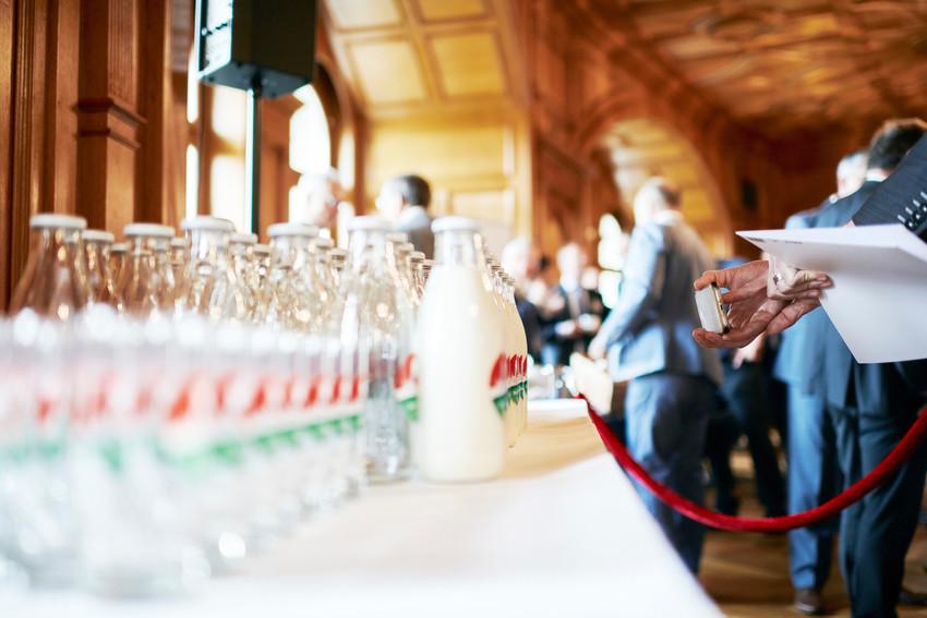 Pressekonferenz Swissmilk Green