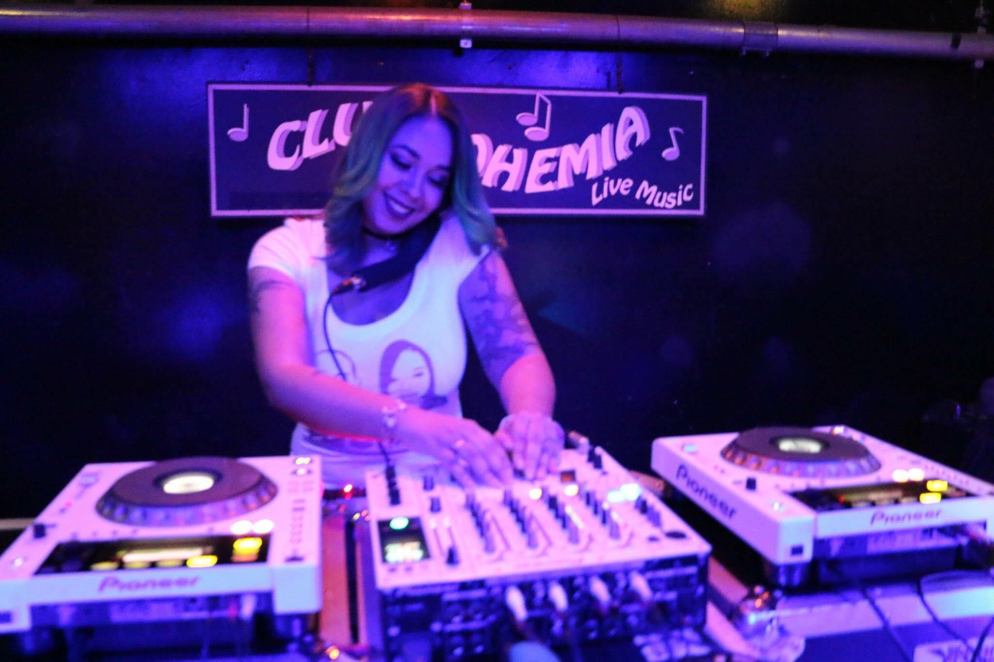 DJ Madeline