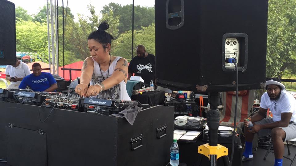 DJ Venus 7