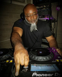DJ Eric Wigfall