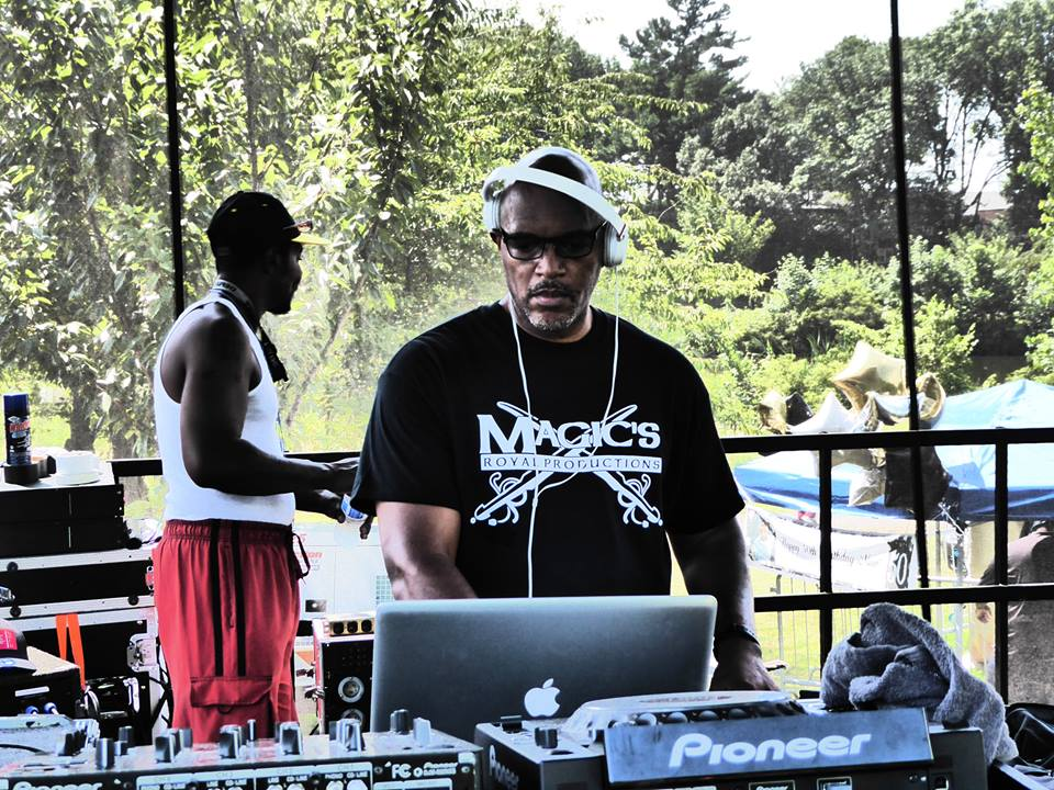 DJ Andrei Francis