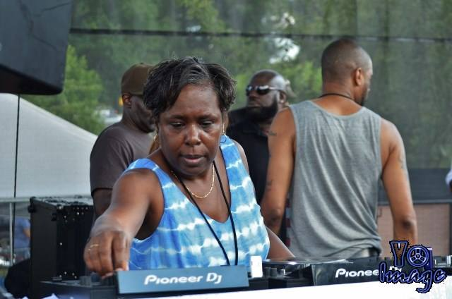 DJ Donna Edwards