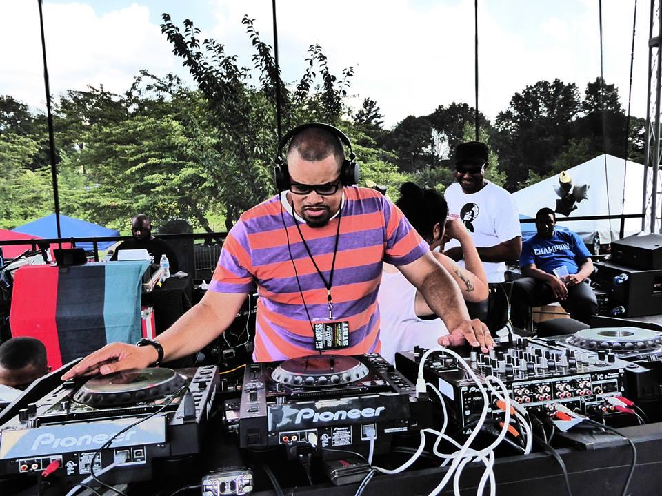 DJ Mark Francis