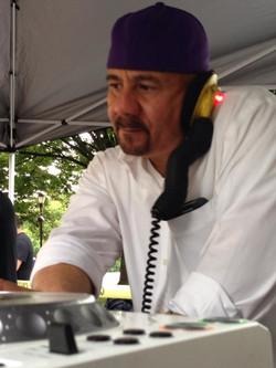 DJ Lou Gorbea