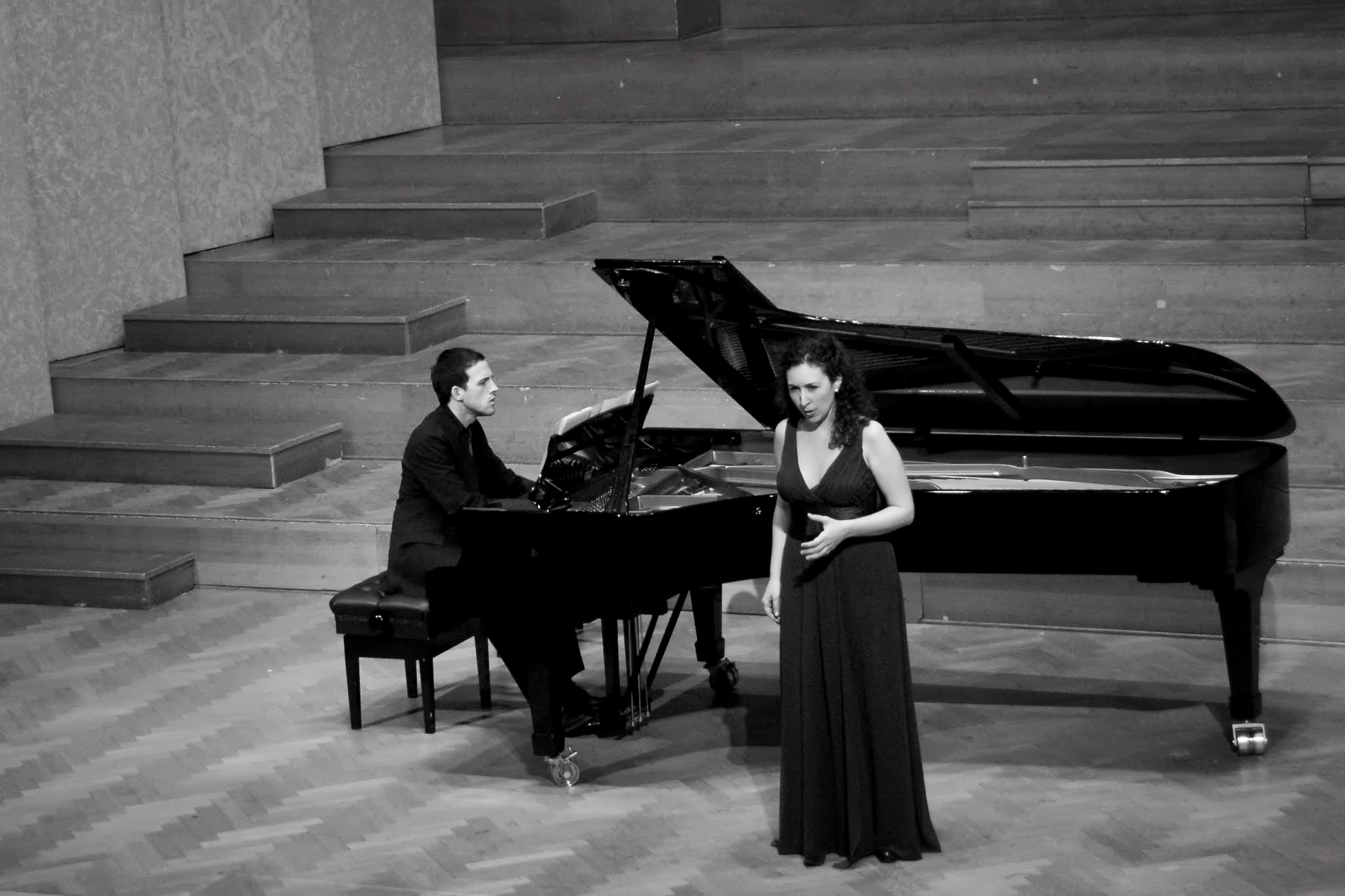 Recital with AndreuGallén 2
