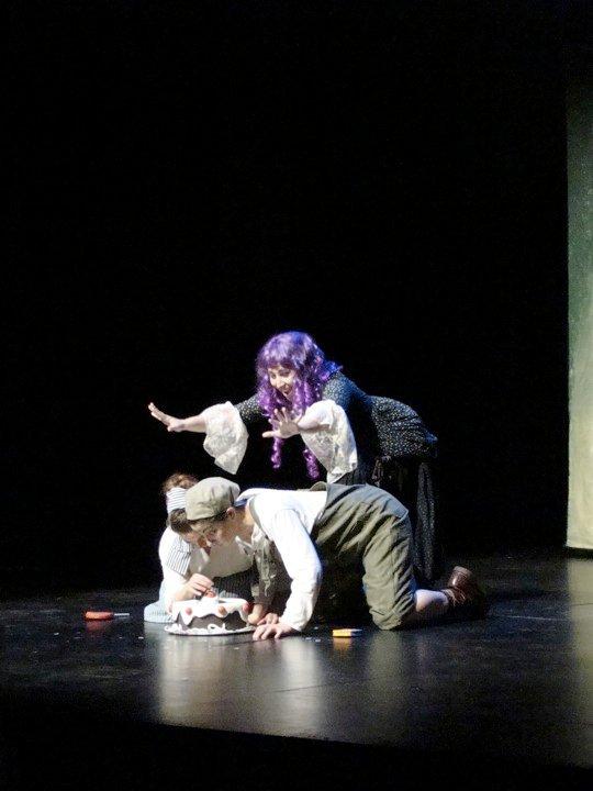 Opera Hansel und Gretel. Humperdinck