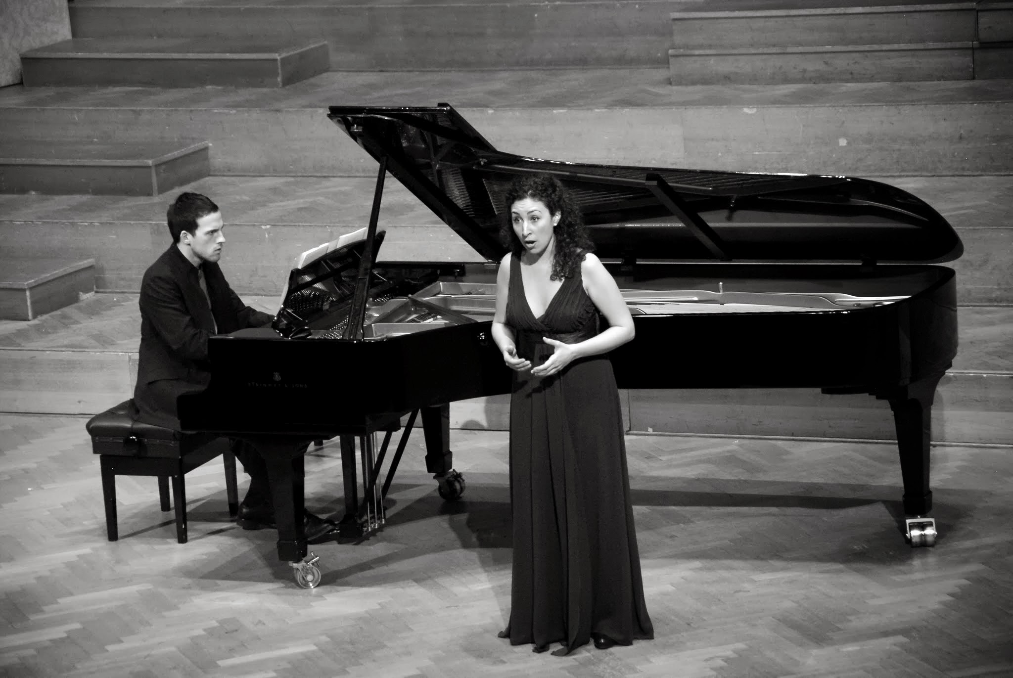 Recital with AndreuGallén 3