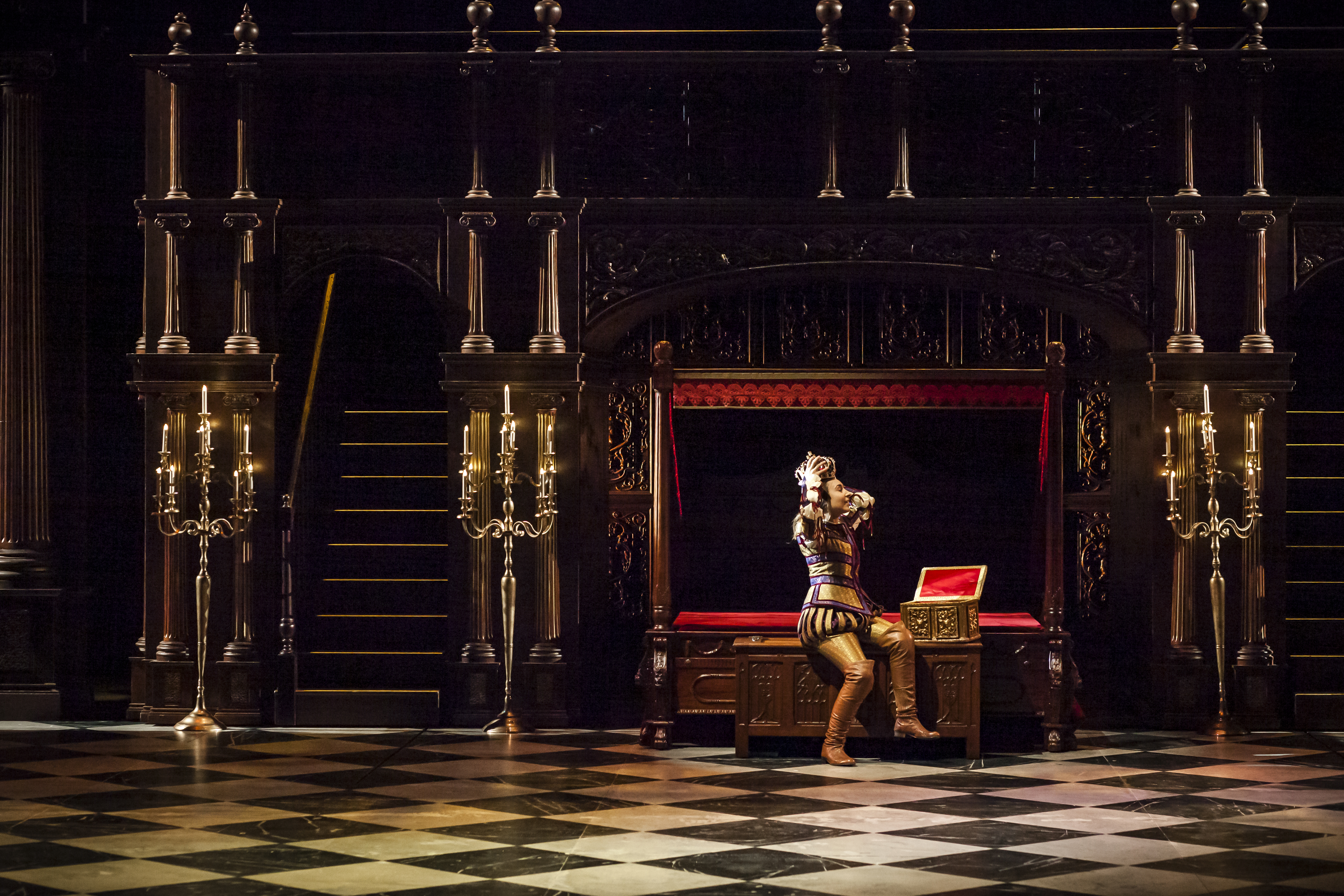 Anna Bolena. Donizetti 5