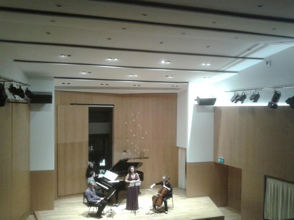 Concert ConjuntXXI Ateneu Barcelonès