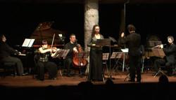 Concert Anna Bofill. La Pedrera