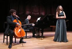 Recital Juan March. Madrid 3