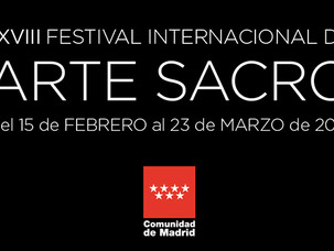 "CONCERT ""DIVINO CONTRASTE"" XXVIII Festival Internacional de arte sacro"