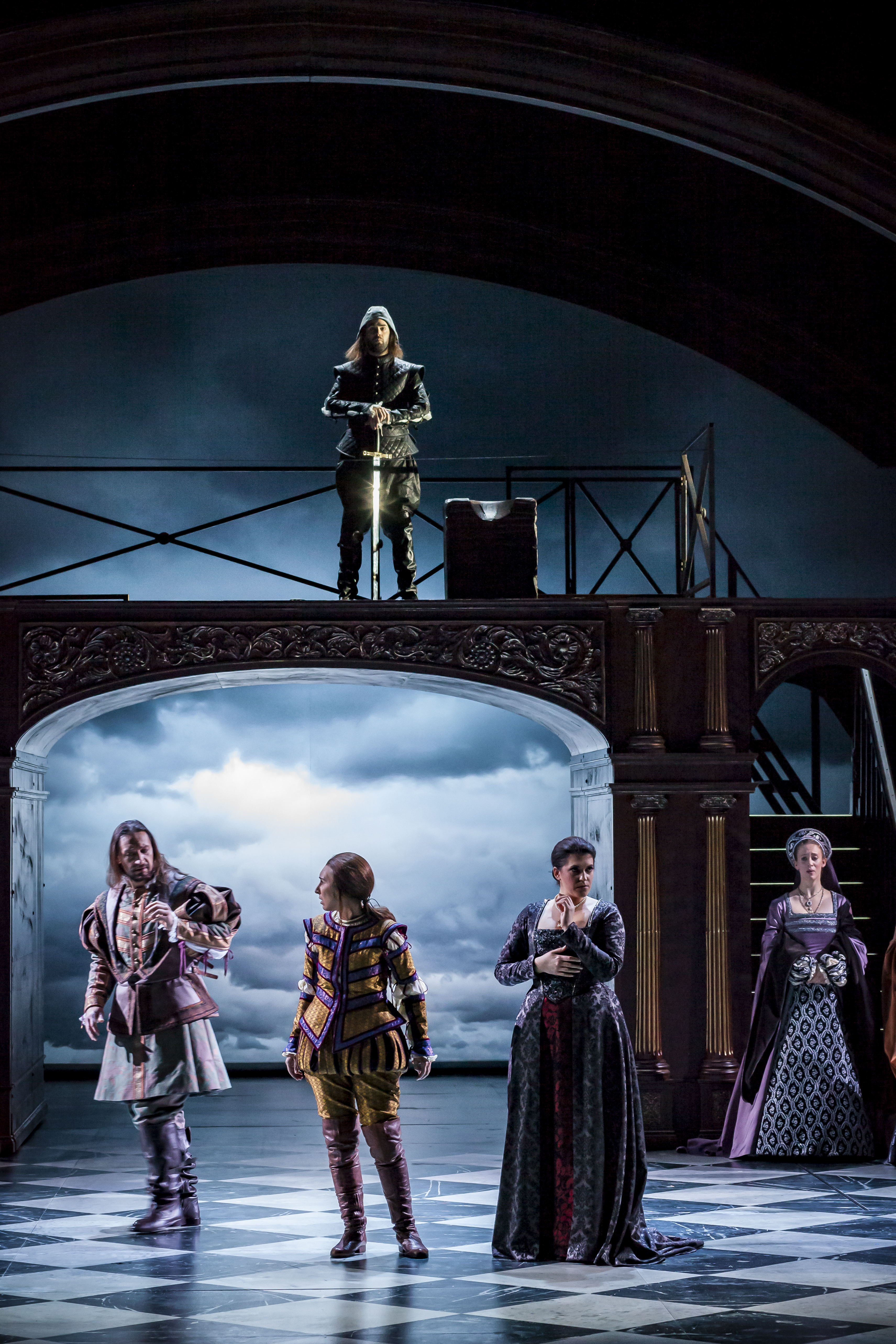 Anna Bolena. Donizetti 3