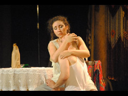 Opera The Medium. Menotti