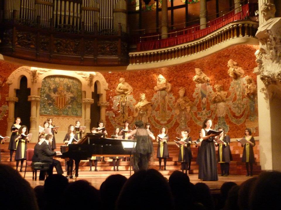 Concert Palau de la música Catalana2