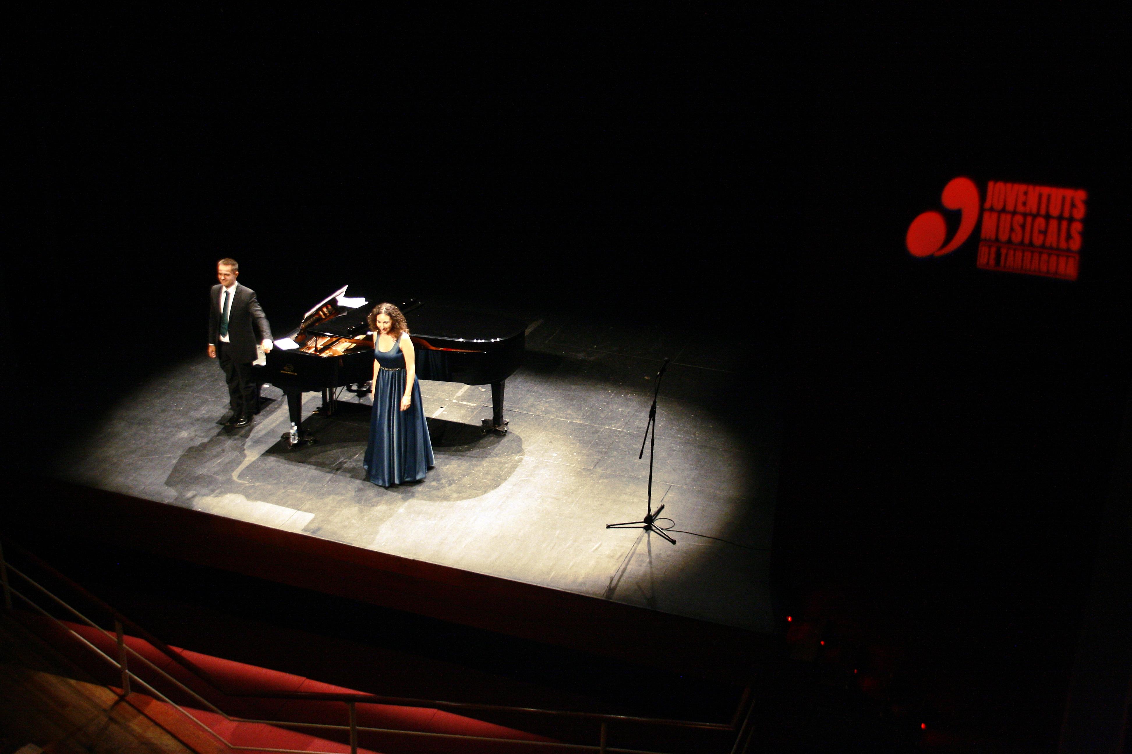 Recital Joventuts Musicals Tarragona