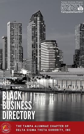 Tampa Alumnae Black Business Directory.p