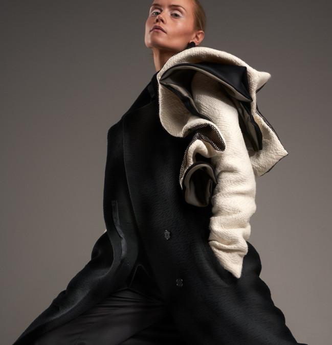 Look 6 - Coat