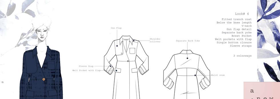 Trench Coat Look