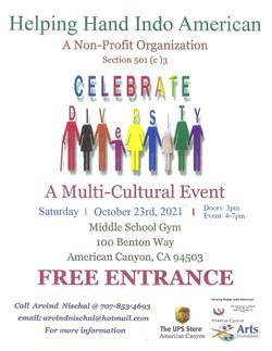 Multi-Cultural Event 2021