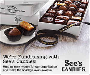 See's Candies at the Holiday Boutique