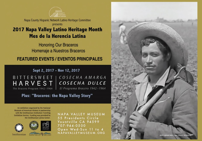 Napa Valley Latino Heritage Celebration!