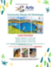 Community Mosaic Project Flyer Latest Sc