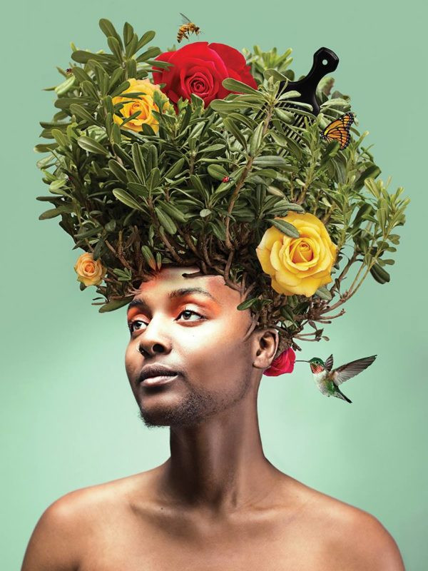 Richmond Art Center--Art of Living Black