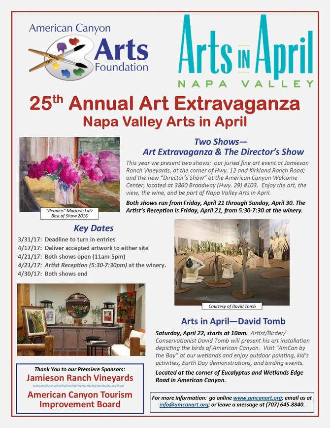 25th Annual Art Extravaganza
