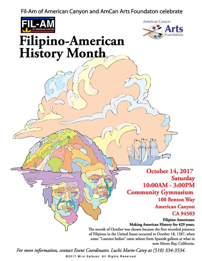 Filipino-American History Month