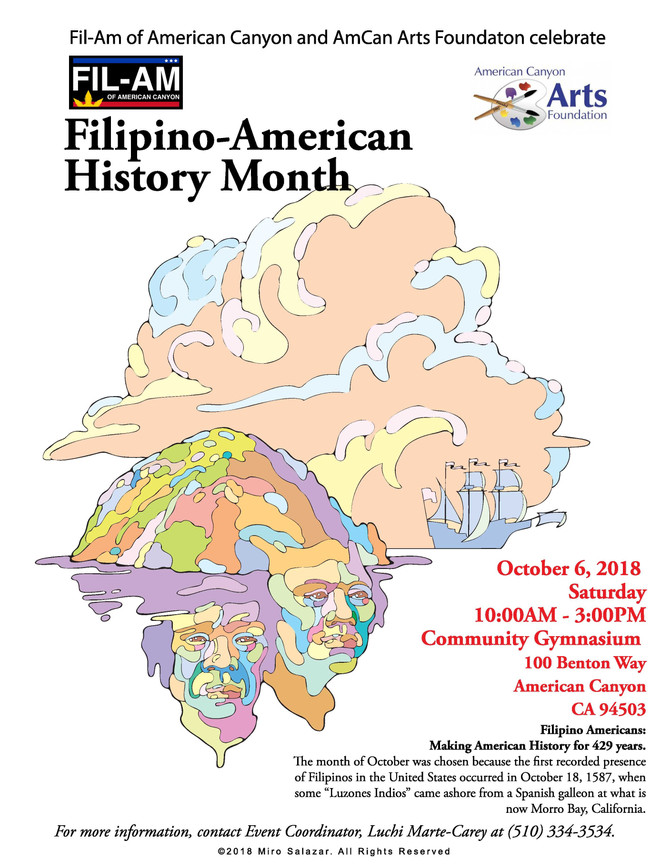 Filipino-American History Month 2018