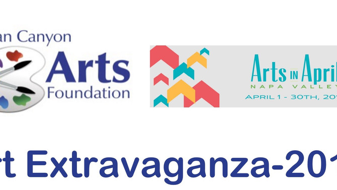 The 2019 Art Extravaganza is on!