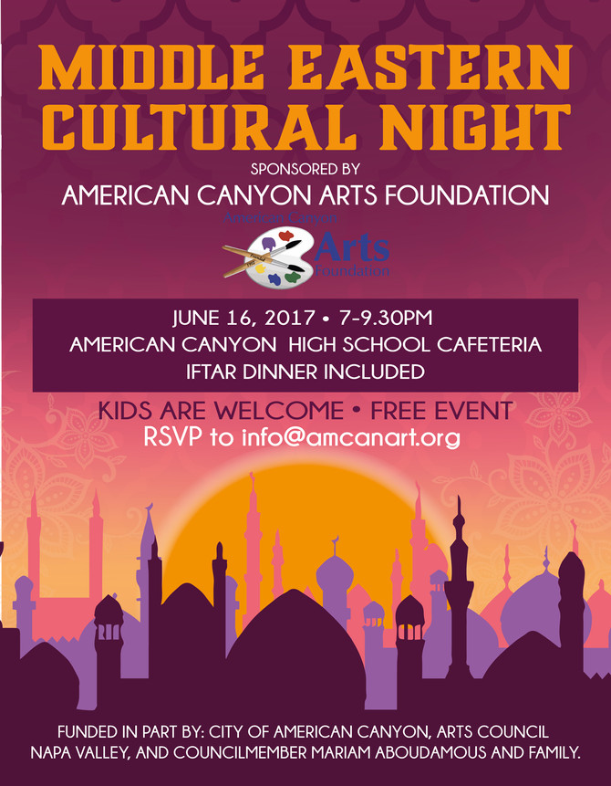 Middle Eastern Cultural Event