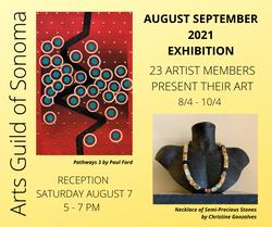 Show @ Arts Guild of Sonoma