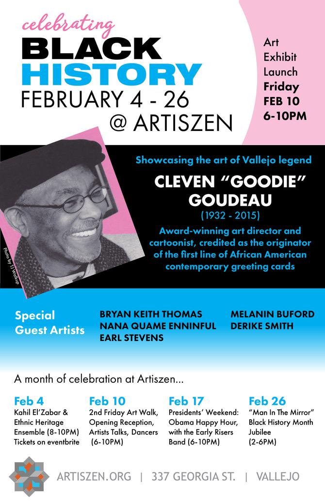 Black History Month at Artiszen Cultural Center