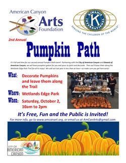 Pumpkin Path 2021