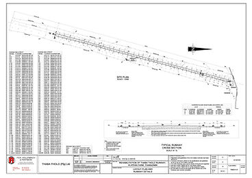 70880101 Layout Plan and Details ASBUILT