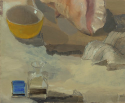 Still Life after Poussin