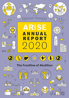 Arise Annual Report 2020 Cover Page