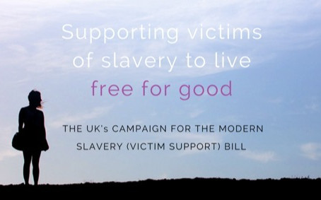Arise joins 27 orgs calling for addition of delayed modern slavery support bill to Queens Speech